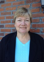 A photo of Judy who is one of our Social studies tutors in St. Louis