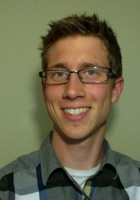 A photo of Steven who is one of our German tutors in Zionsville