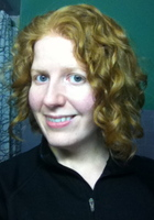 A photo of Sarah who is one of our Latin tutors in Central Falls