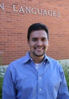 A photo of Matthew who is one of our Latin tutors in Superior