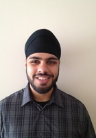 A photo of Dilbagh who is one of our Pre-Calculus tutors in Mesquite