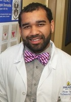 A photo of Devon who is one of our MCAT tutors in Peabody
