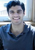 A photo of Sameer, a AP English Language and Composition tutor