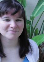 A photo of Lydia who is one of our ISEE tutors in Lewiston