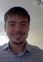 A photo of Adrian who is one of our Statistics tutors in Framingham