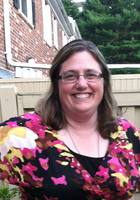 A photo of Cheryl who is one of our Reading tutors in Somerville
