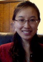 A photo of Yixuan who is one of our tutors in Park Ridge