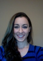 A photo of Nicole who is one of our HSPT tutors in North Tonawanda