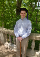 A photo of Andrew who is one of our LSAT tutors in Yorkville