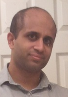 A photo of Sanjiv who is one of our GRE tutors in San Marcos