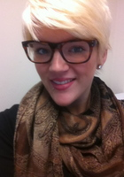 A photo of Whitney who is one of our tutors in Strongsville