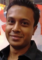 A photo of Rajiv who is one of our LSAT tutors in Wrigleyville