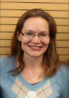 A photo of Alison who is one of our Writing tutors in Superior