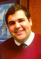 A photo of William who is one of our Spanish tutors in Georgetown