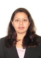 A photo of Anju who is one of our Anatomy tutors in Stallings