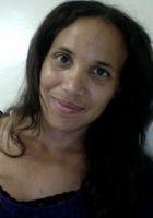 A photo of Della who is one of our English tutors in The University of New Mexico