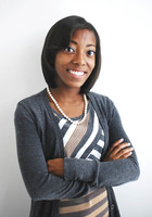 A photo of Rashida who is one of our Phonics tutors in Dunwoody