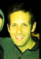 A photo of Michael who is one of our GMAT tutors in New York