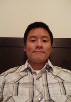 A photo of Edison who is one of our LSAT tutors in Gwinnett County