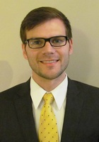 A photo of Murphy who is one of our Economics tutors in Newnan