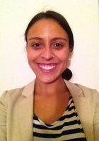 A photo of Rafaela, a Spanish tutor in Fullerton, CA