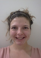 A photo of Chelsea who is one of our ISEE tutors in Clarence Center