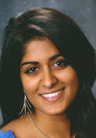 A photo of Sejal who is one of our GRE tutors in West Lebanon