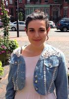A photo of Rebecca who is one of our Literature tutors in Nassau County
