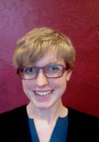 A photo of MacKenzie who is one of our Biology tutors in Littleton