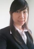 A photo of Jingna who is one of our Computer Science tutors in Summit Township