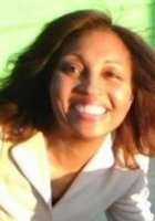 A photo of Chantal who is one of our Reading tutors in New York