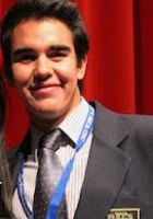 A photo of Cesar who is one of our Statistics tutors in Lake Forest