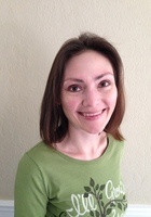 A photo of Penni who is one of our English tutors in West Columbia