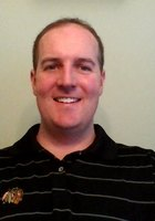 A photo of Kevin who is one of our Pre-Calculus tutors in Lansing