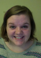 A photo of Amanda who is one of our tutors in Lowell