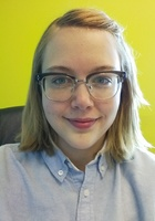 A photo of Erin who is one of our Phonics tutors in Prairie View