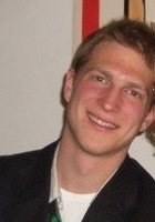 A photo of Noah who is one of our LSAT tutors in Dayton