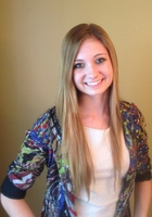 A photo of Jourdan who is one of our ISAT tutors in Naperville