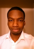 A photo of Kristof-Pierre who is one of our Science tutors in Bellaire