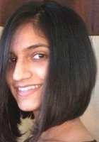 A photo of Pallavi who is one of our HSPT tutors in Westerville
