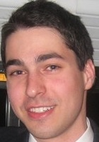 A photo of Igor who is a McHenry  GMAT tutor