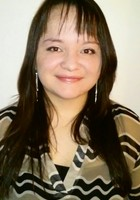 A photo of Gabriela who is one of our Computer Science tutors in Altamont