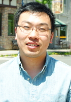 A photo of Hao who is one of our SAT tutors in Michigan Center
