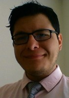 A photo of Joshua who is one of our Accounting tutors in Struthers