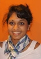 A photo of Kashish who is one of our ISEE tutors in Warwick