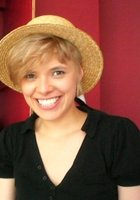 A photo of Amandine who is one of our French tutors in Evans