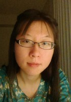 A photo of Xuan who is one of our French tutors in University at Albany
