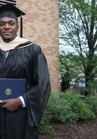A photo of Emmanuel who is one of our GMAT tutors in La Porte