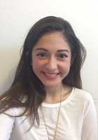 A photo of Lesly who is one of our SAT Reading tutors in Lakeway