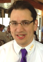 A photo of Joseph, a English tutor in Dallas, TX
